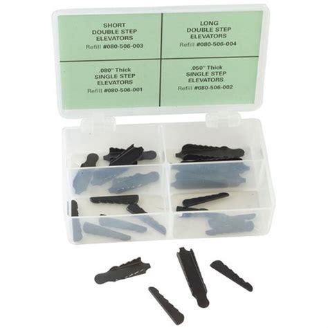 Rifle Rear Sight Elevator Kit Black Brownells Co Uk