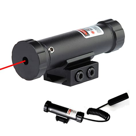 Rifle Red Laser