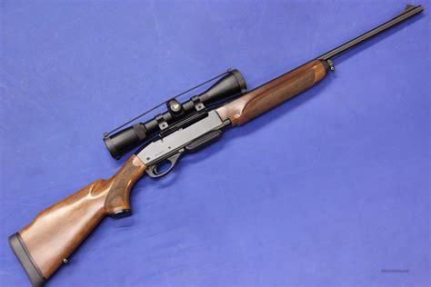 Rifle Remington 750 Carbine