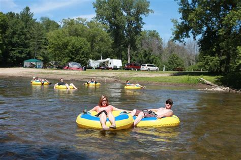 Rifle River Campground Reviews