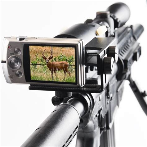 Rifle Scope Camera Mount For Sale