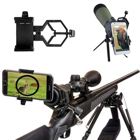 Rifle Scope Cell Phone And Rifle Scope Facts