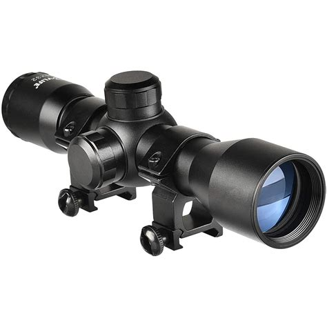 Rifle Scope Crosshairs Move With Eye Movement