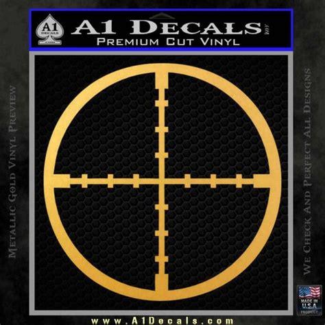 Rifle Scope Decals