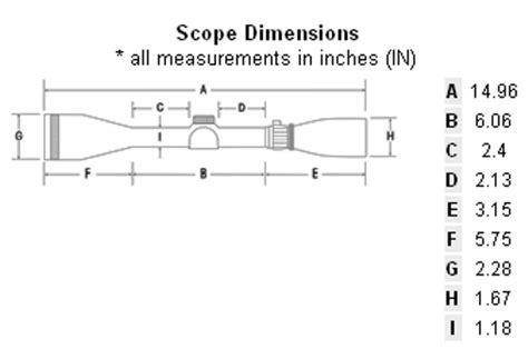 Rifle-Scopes Rifle Scope Diameter.