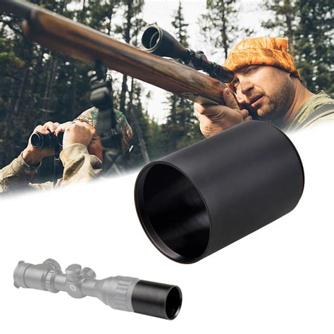 Rifle Scope Lens Hood