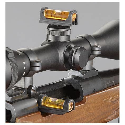 Rifle-Scopes Rifle Scope Mounting Level.