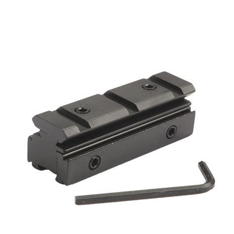 Rifle Scope Rail Adapter