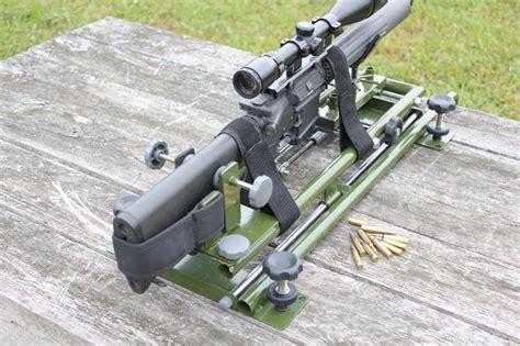 Rifle Scope Sight Rest