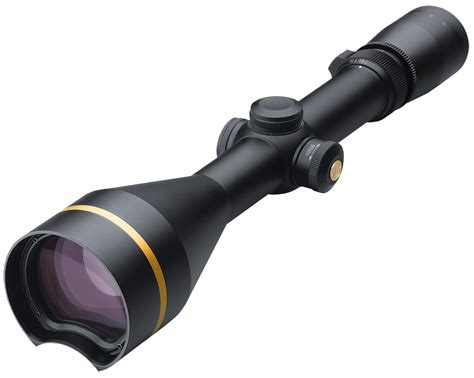 Rifle Scopes With Light Up Crosshairs