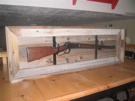 Rifle Shadow Box Case