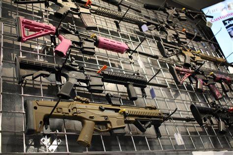 Rifle Shooting Range San Diego