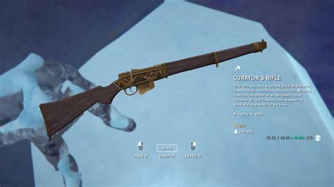 Rifle Spawn The Long Dark
