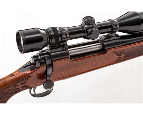 Rifle Stance Bolt Action