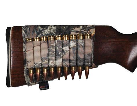 Rifle Stock Ammo Holder Camo