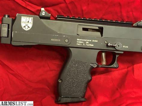 Rifle Stock Mpa Defender