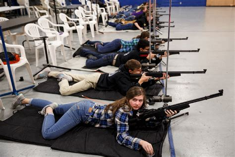 Rifle Team High School