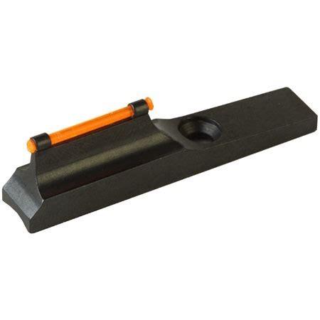 Rifle Uniramp Front Sight 405 Fiber Optic Orange