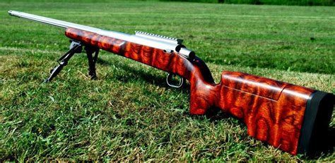 Rifle Wood Stock Care