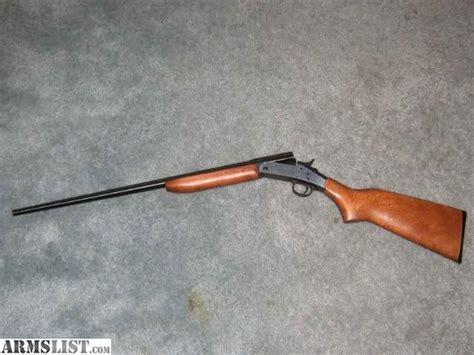 Rifled Barrel 410 Shotgun