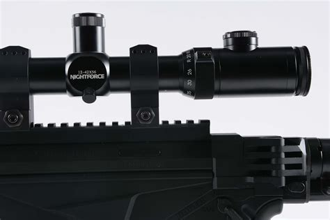 Rings For Nightfforce 56mm Ruger Precision Rifle