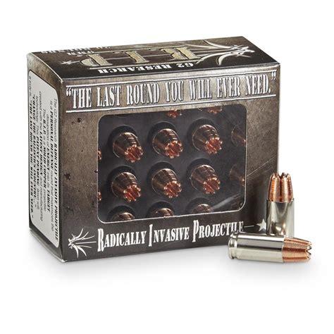 Rip Style 9mm Ammo