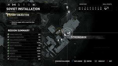 Rise Of The Tomb Raider Bolt Action Rifle Scope