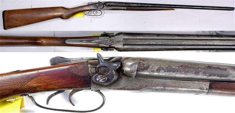Riverside Arms Double Barrel Shotgun