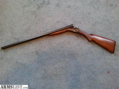 Riverside Arms Double Barrel Shotgun 1914