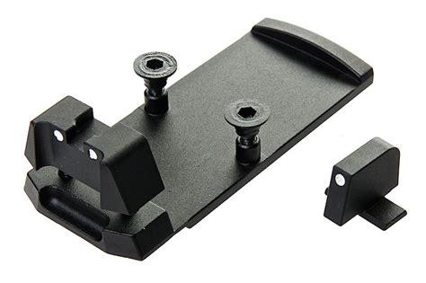Rmr Sight Mount Kit For Sig Sauer P320