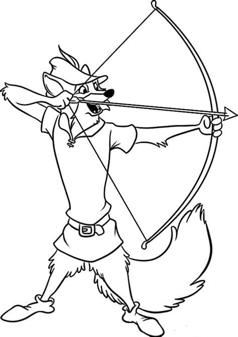 Robin Hood Malvorlagen Hd