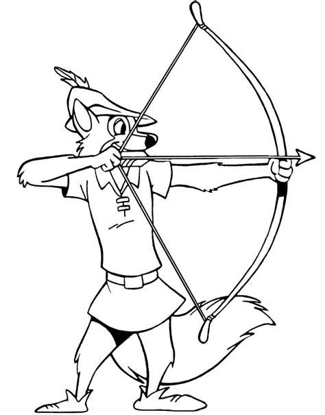 Robin Hood Malvorlagen Pdf