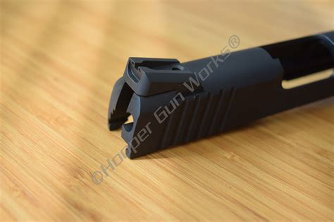 Rock Island Armory 1911 Extended Slide Release