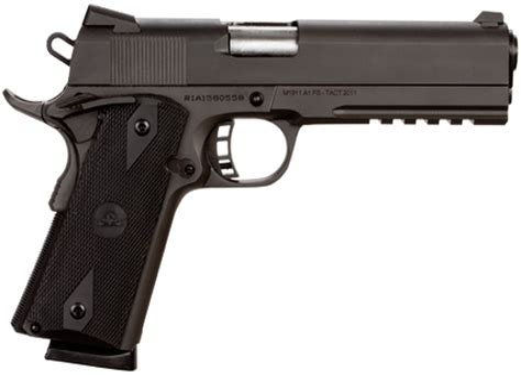 Rock Island Armory 51431 M1911 A1 FS Tactical Pistol 45