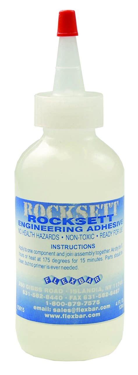ROCKSETT 4 OZ - Flexbar Machine Corporation