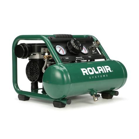 rolair quiet compressor.aspx Image