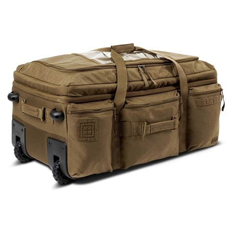 Rolling Tactical Gear Bag