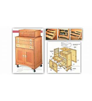 Rolling Cabinet Plans Free