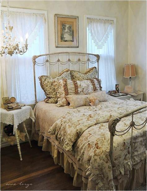 Romantic Country Bedroom Decorating Ideas