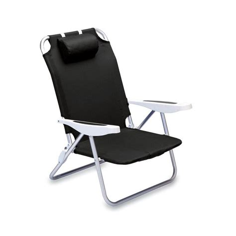 Ronald Reclining Beach Chair