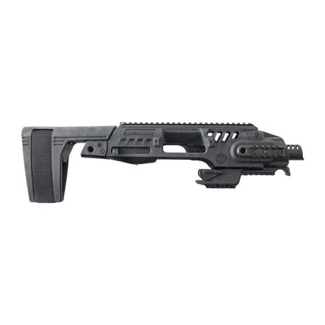 Roni Recon Stock W Stabilizer Brace For Glock Reg 17 19