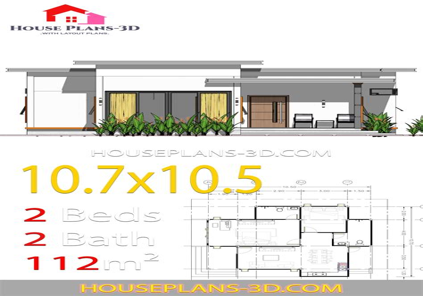 Roof building plans Image