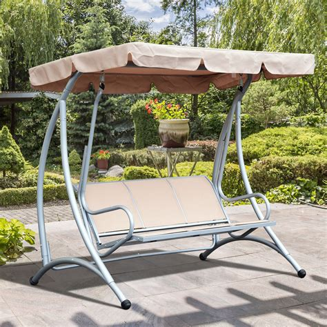 Rosalie Porch Swing with Stand