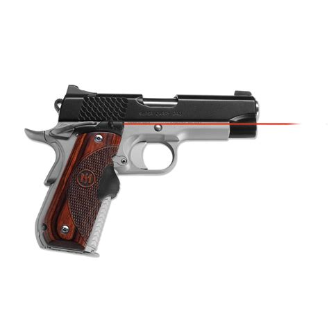Rosewood Laser Sight For 1911 Round Heel Official