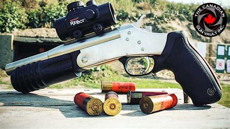 Rossi 12 Gauge Shotgun Pistol And Kimber 1911 Ultra Carry