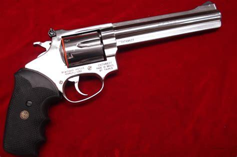 Rossi 972 Revolver 357 Magnum Shooting