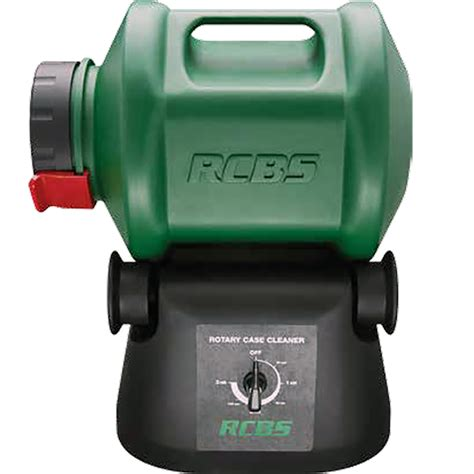 Rotary Case Cleaner Thouroughly Cleans With Rcbs