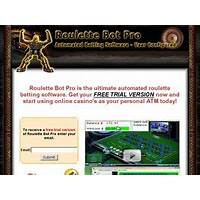 Roulette bot pro automated roulette betting software programs