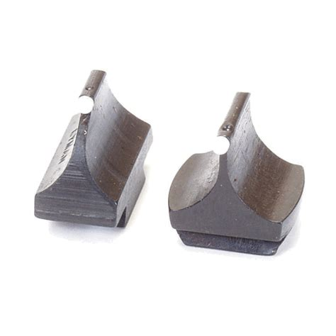 Round Bead Dovetail Front Sights For Muzzleloaders Ebay