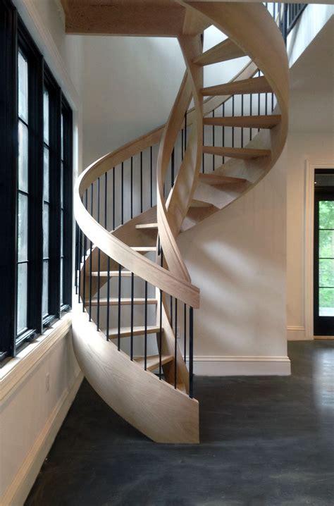 Round Stairs Design